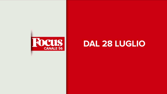 Focus prende il posto di Doc-U dal 28 luglio
