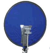 Termocoperta per parabola satellitare