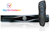 Decoder My Sky HD - Samsung DSB-P990V