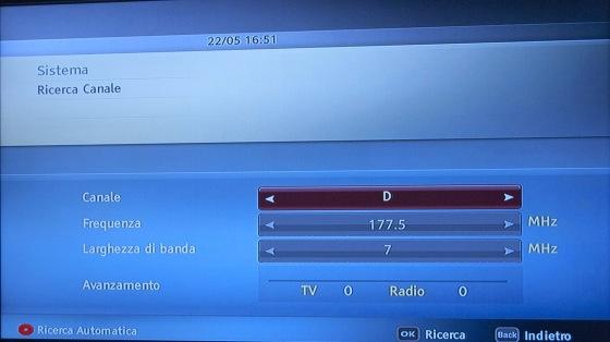 TV LG Sintonizzazione canali | LG Italia