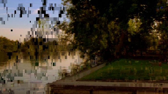 Squadrettamento o effetto mosaico
