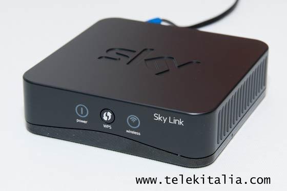 Collegare decoder My Sky alla Wi-Fi con SkyLink
