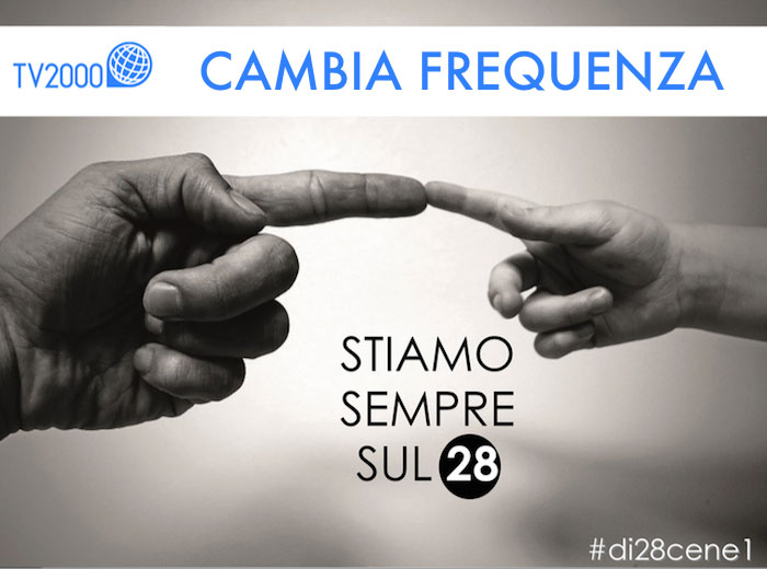 TV2000 cambia frequenza