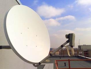 impianti antenne satellitari centralizzati e singoli