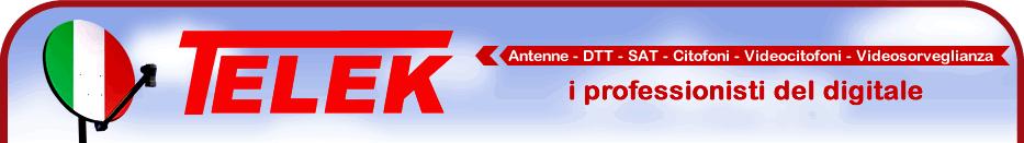 Telek - Impianti Antenne - Milano