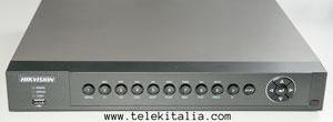 DVR ibrido per videosorveglianza HD